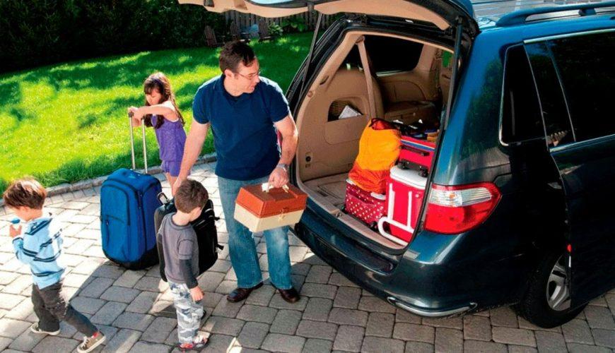5 consejos para salir de vacaciones en automóvil