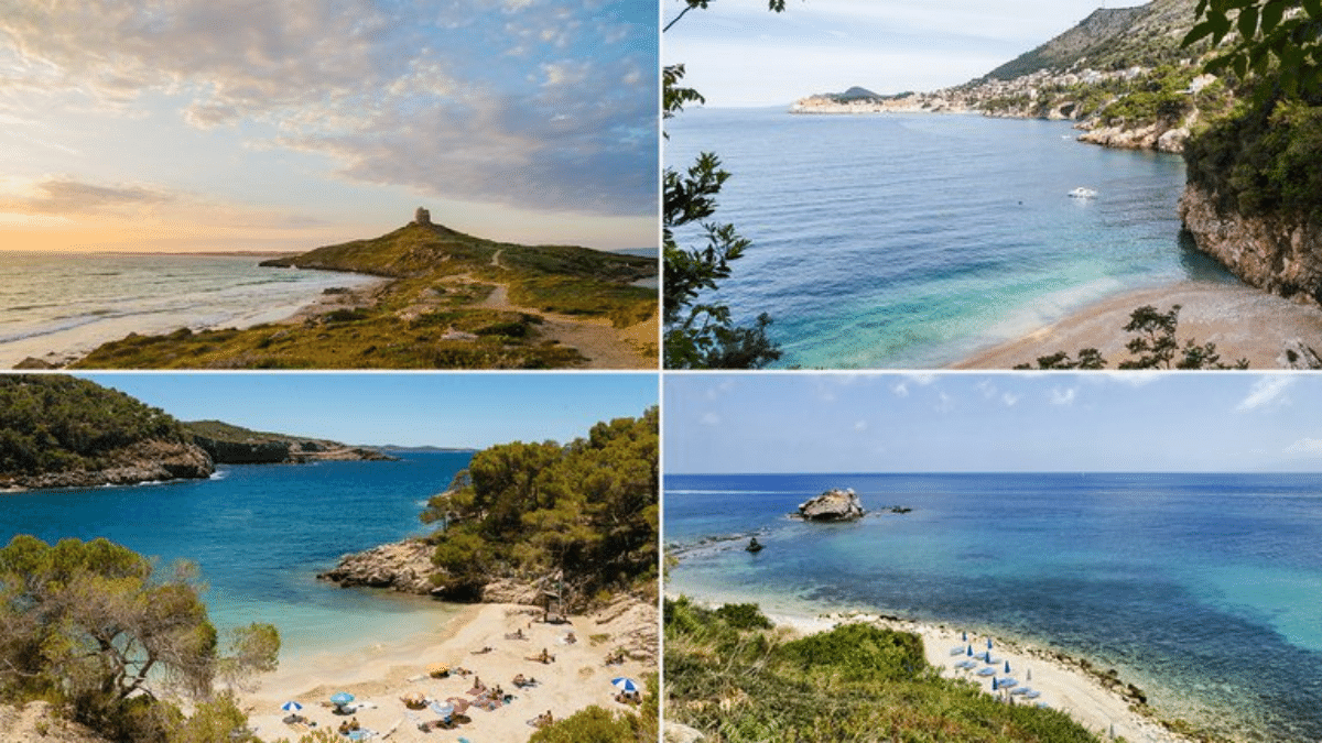 Las 10 playas secretas más hermosas de Europa