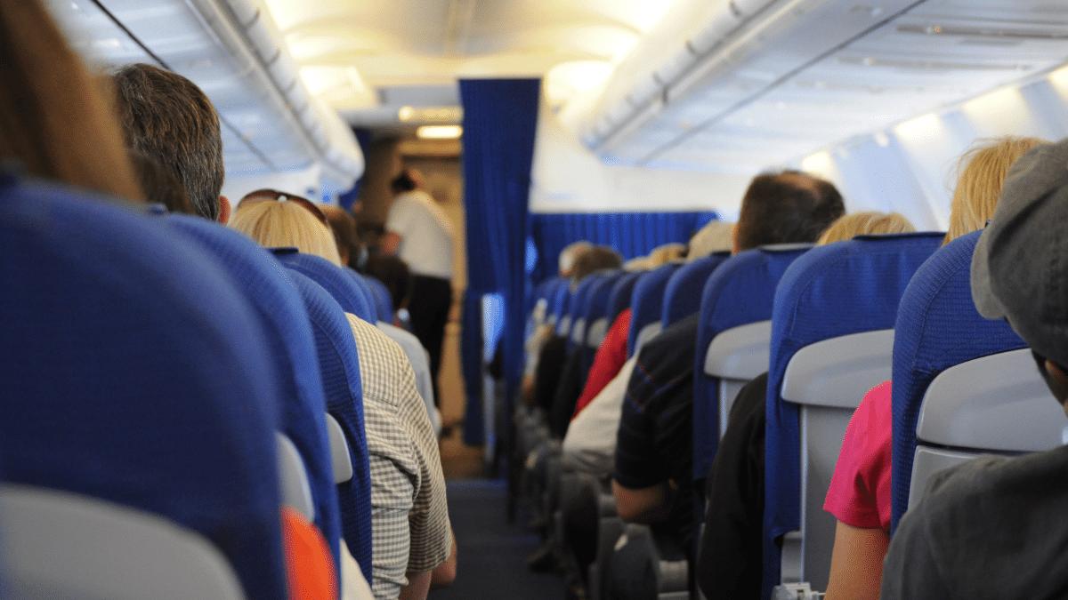 Qué asiento conviene elegir en el avión